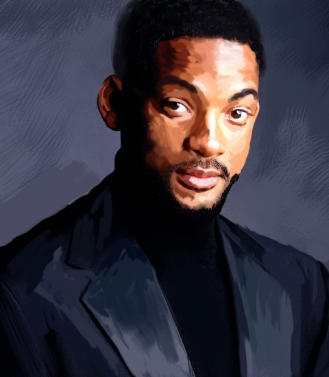 Will Smith Portrait