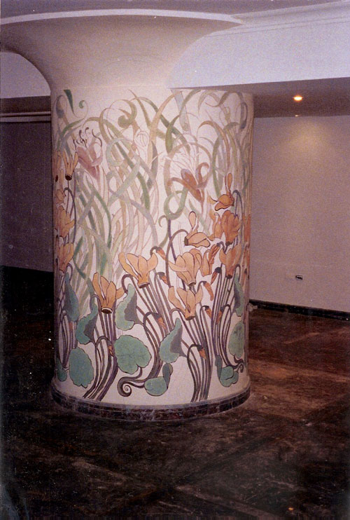 Column Painting Part One