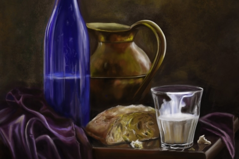 Still Life Color Study